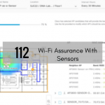 CTS 112: Wi-Fi Assurance With Sensors