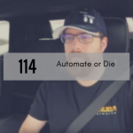 CTS 114: Automate or Die