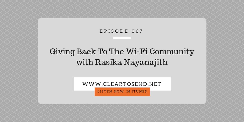 Interview with Rasika Nayanajith