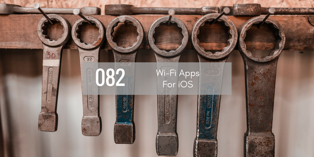 Wi-Fi Apps for Apple iOS