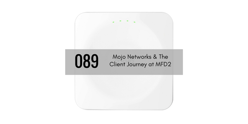 Mojo Networks access point